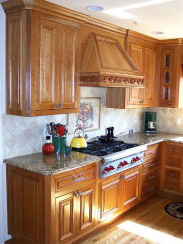 Brown Felicetta Cabinets
