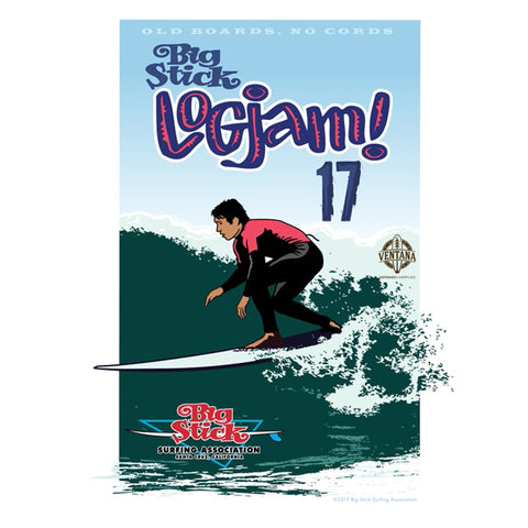 Logjam! 2017 at Pleasure Point