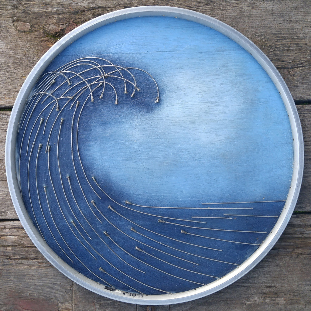 Art - Wave Of Spokes: Harbor Mouth