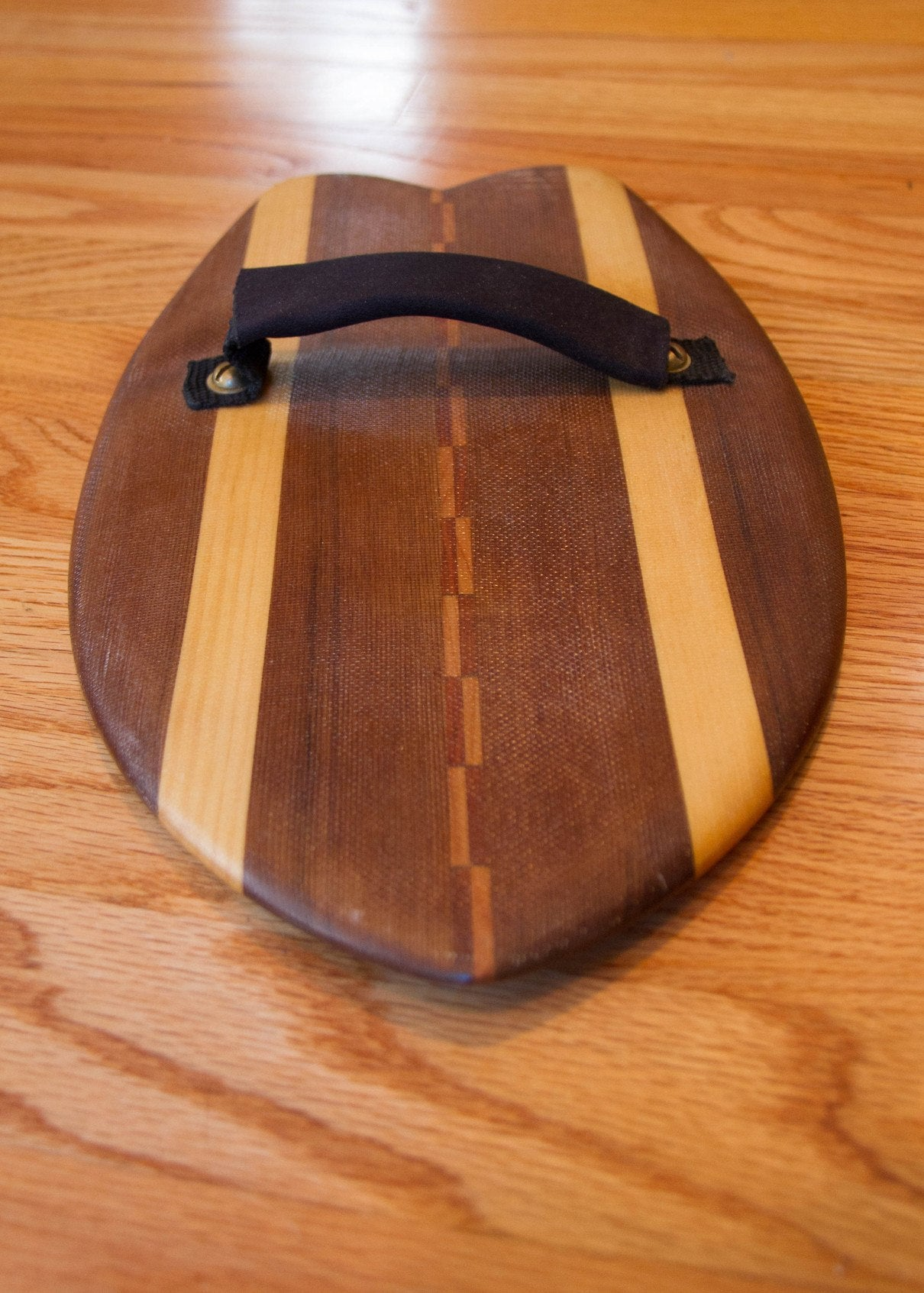 Handplane - Conifer Checkered Old Growth Handplane