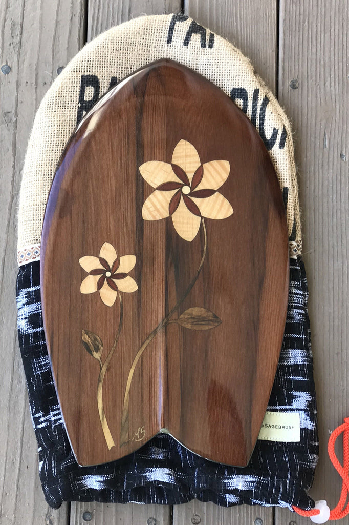 Handplane - Maple Flower Bay Fish Handplane