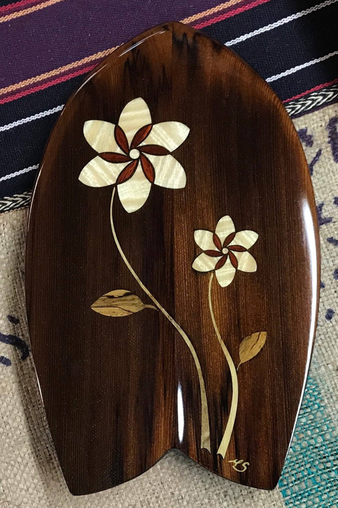 Handplane - Maple Flower Fish Handplane