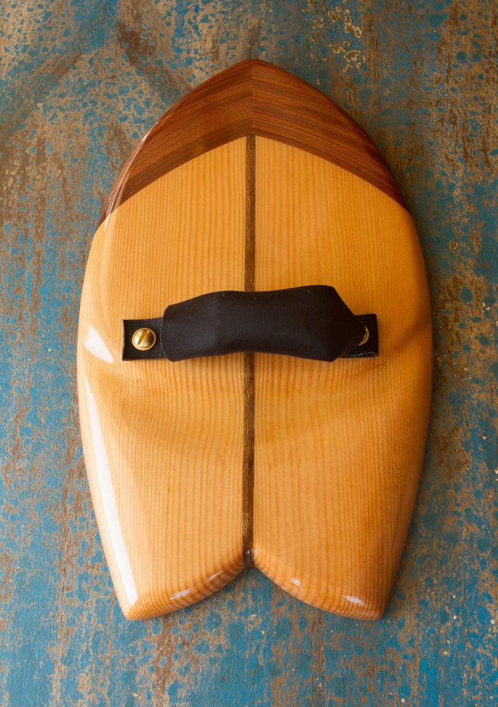 Handplane - Red Nose Fish Handplane
