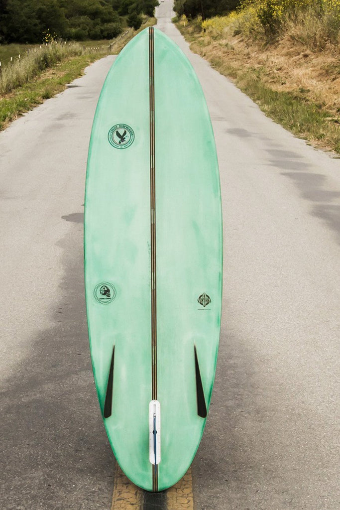 Locus Eco Surfboards - Astro Chimp 5'10""