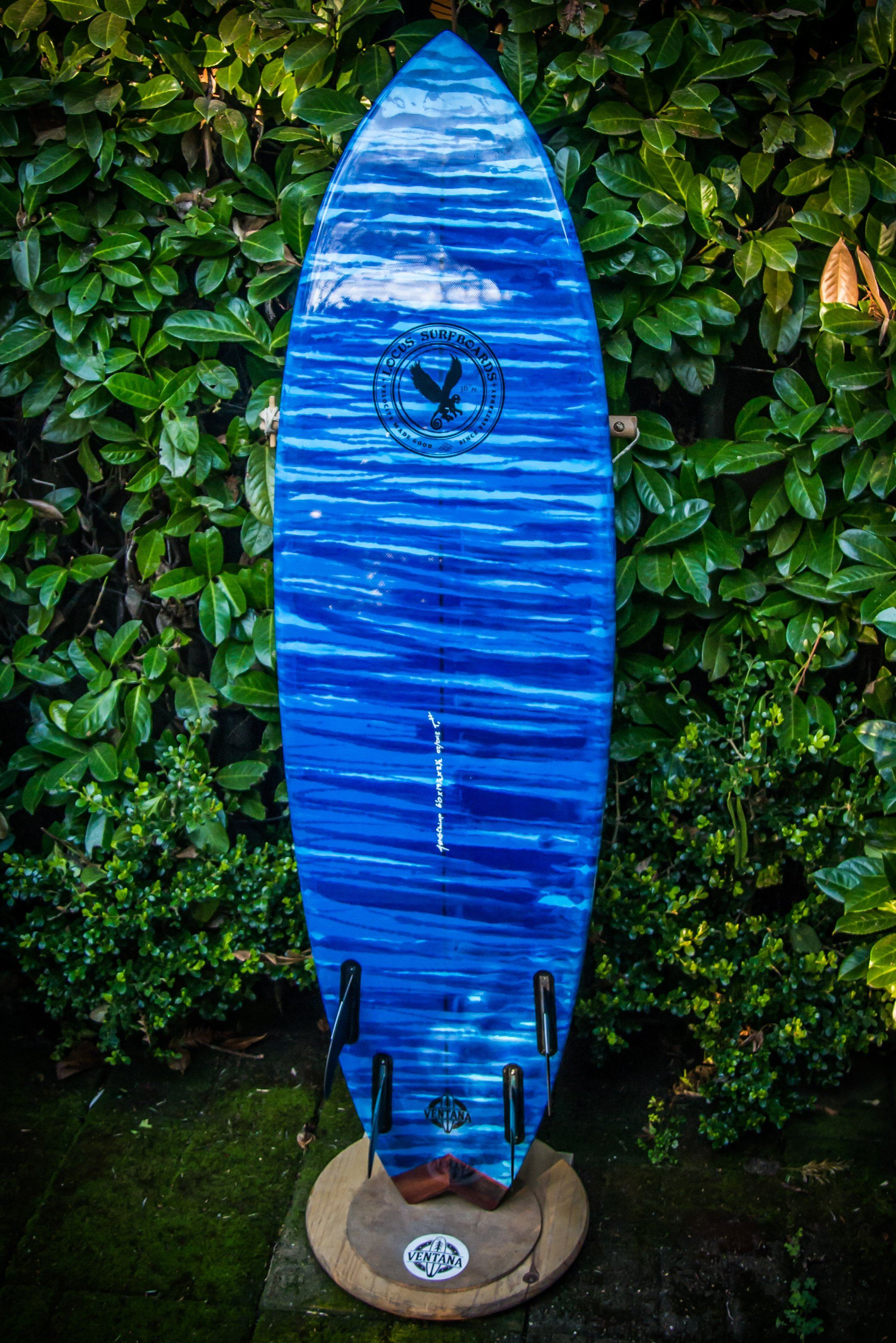 Locus Eco Surfboards - Astro Chimp Swallow Tail 6'0""