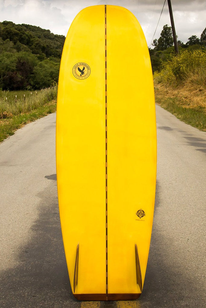 Locus Eco Surfboards - Monkey Wing 5'4""