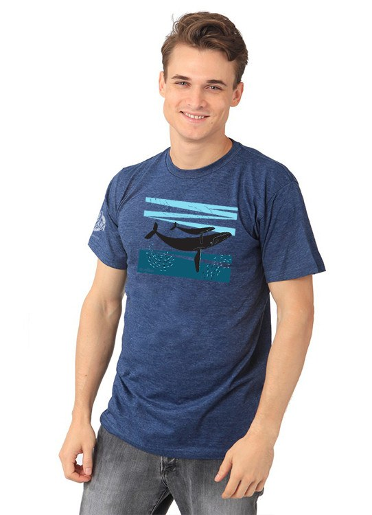 Shirts - Ventana By Doug Ross Humpbacks T-Shirt