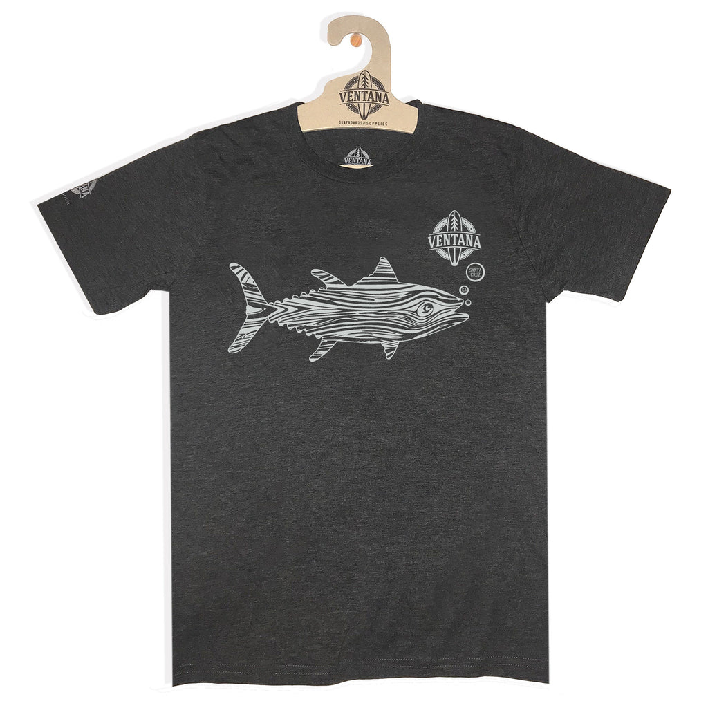 Shirts - Ventana Wooden Tuna Recycled & Organic T-Shirt
