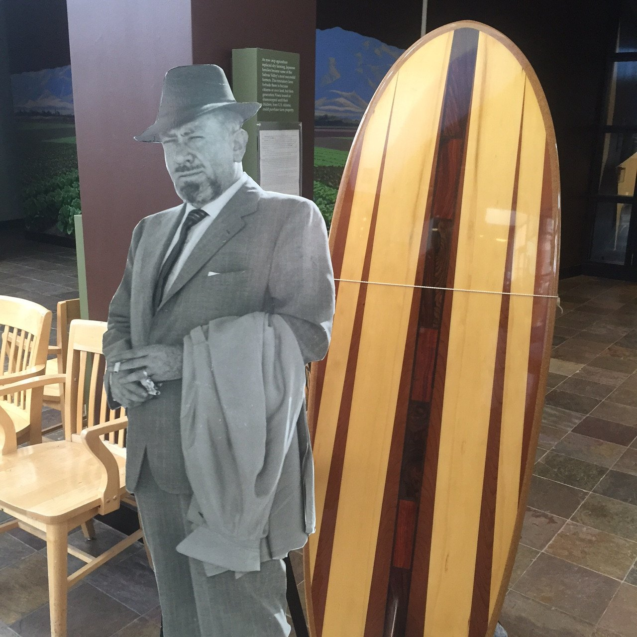 "Surfboard - Cannery Row 6'0"" Hull"