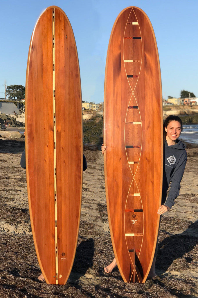 Surfboard - Double Helix Flyer Longboard 9'0""