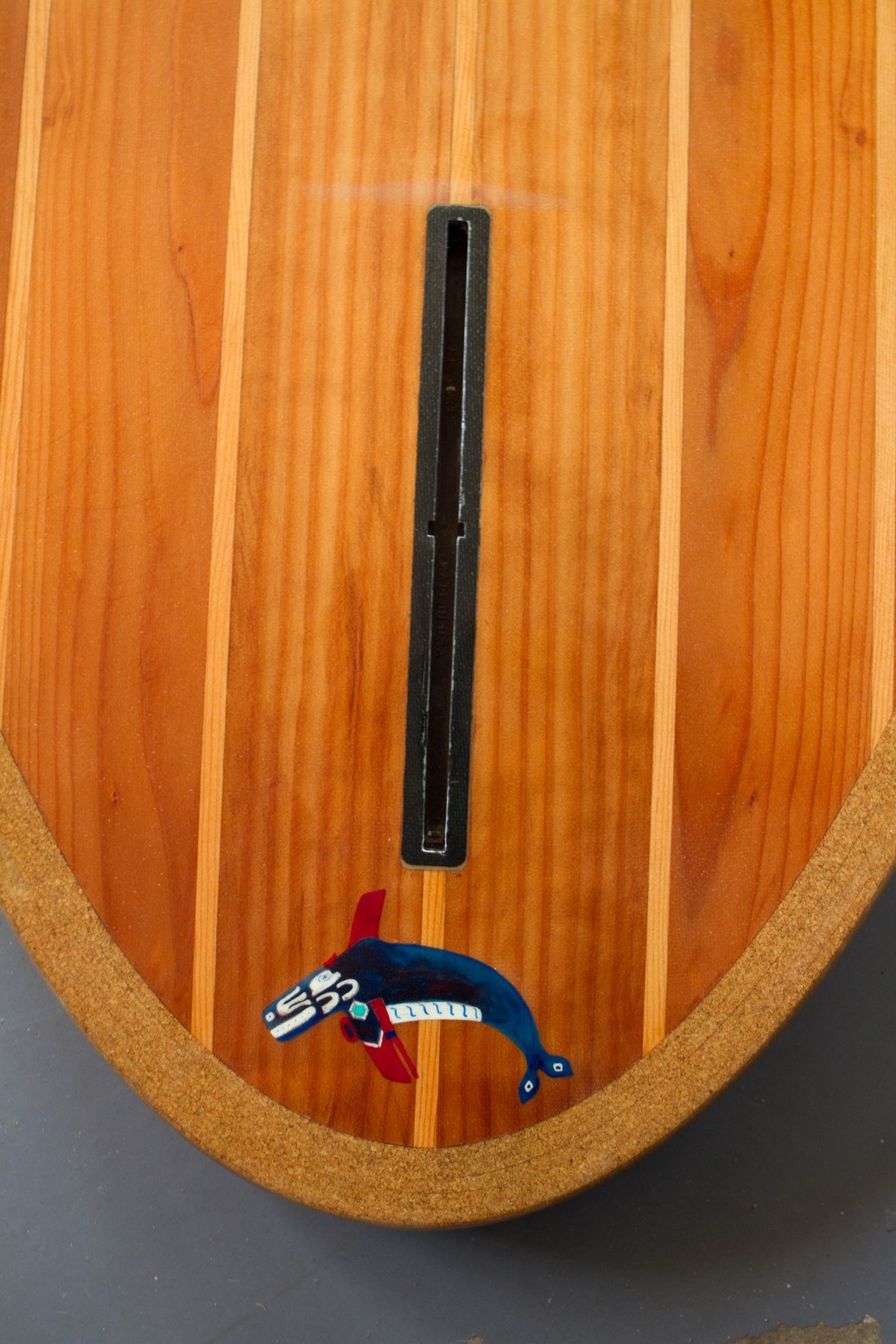 Surfboard - Hollow Redwood SUP