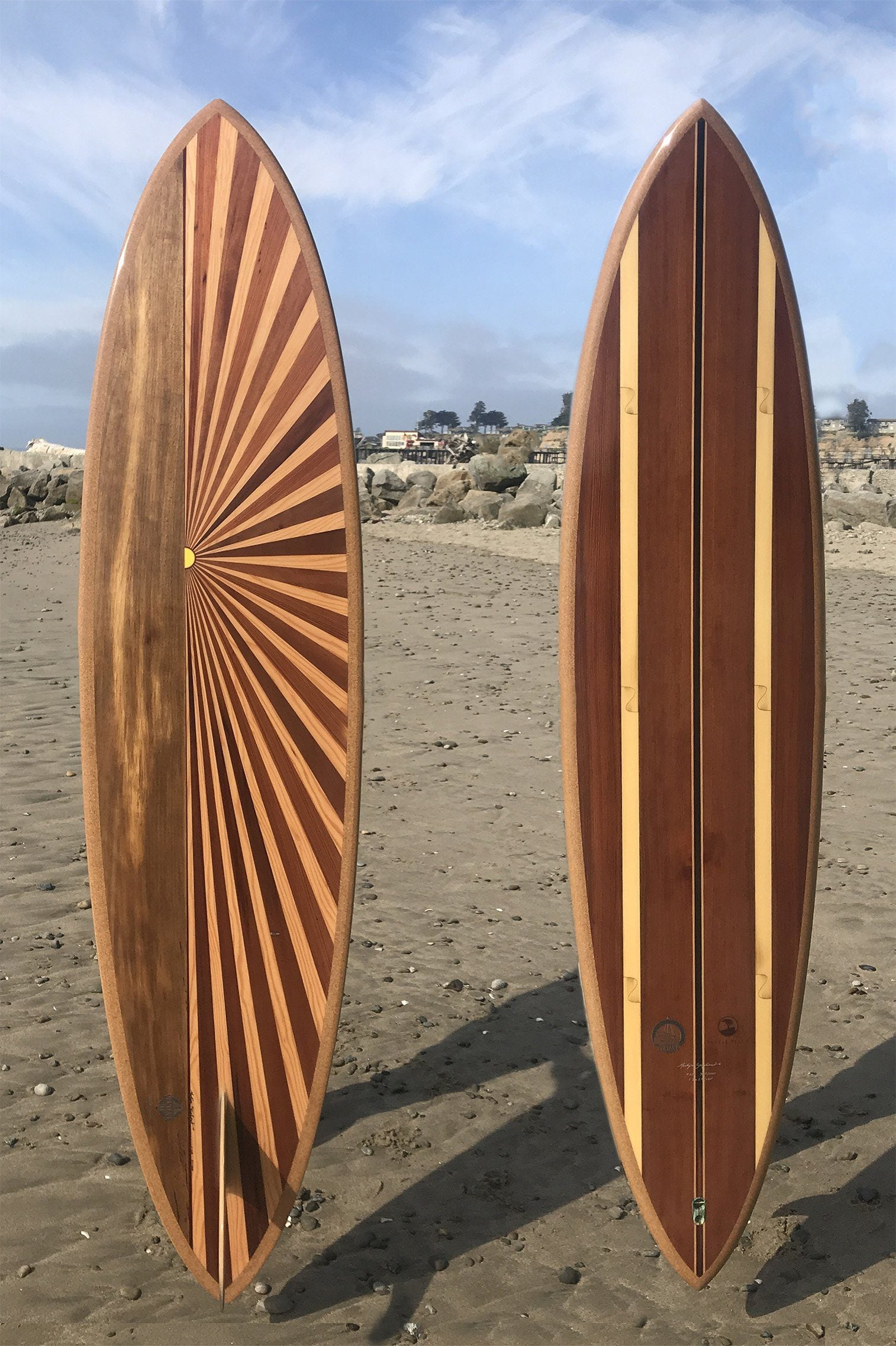 Pebble Beach Sunburst Bolt 7'2""