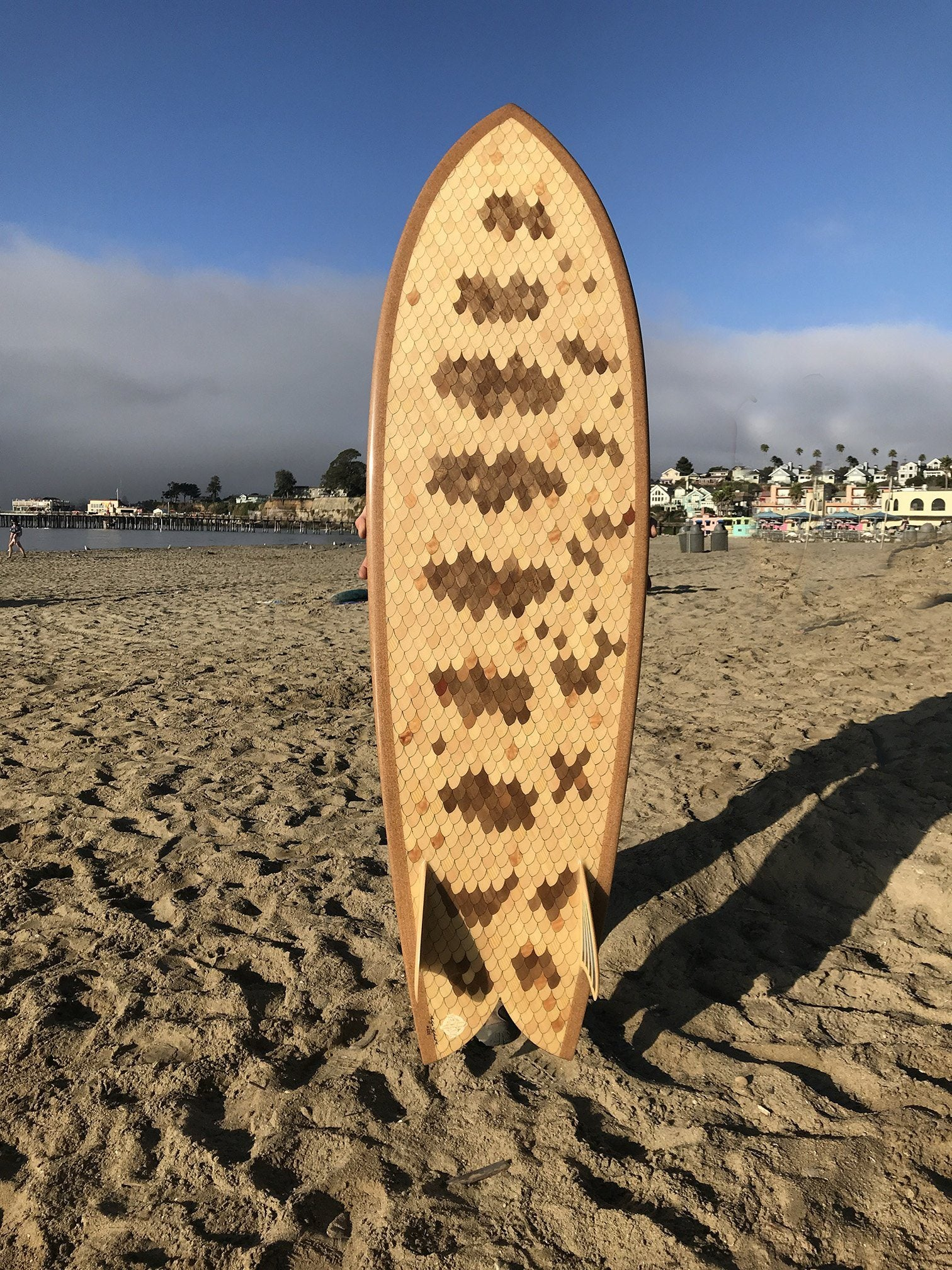Surfboard - Perrone Surfperch 6'2""