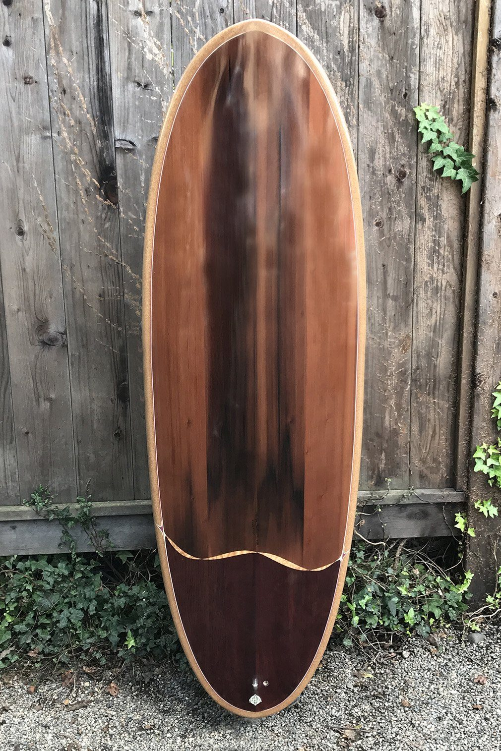 Red Wine in a Hot Tub Hull 6'0""