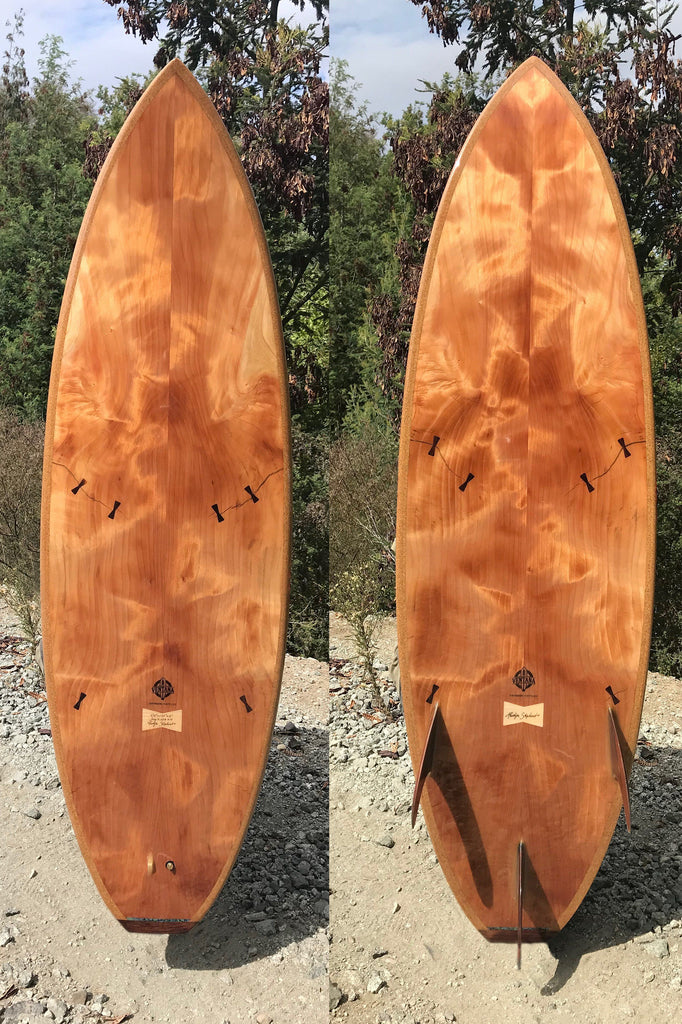 Surfboard - Redwood Grom 4'10""