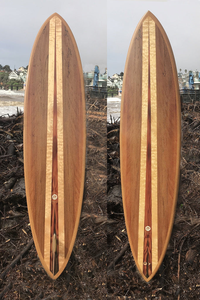 Surfboard - Sycamore Flyer Bolt 7'2""