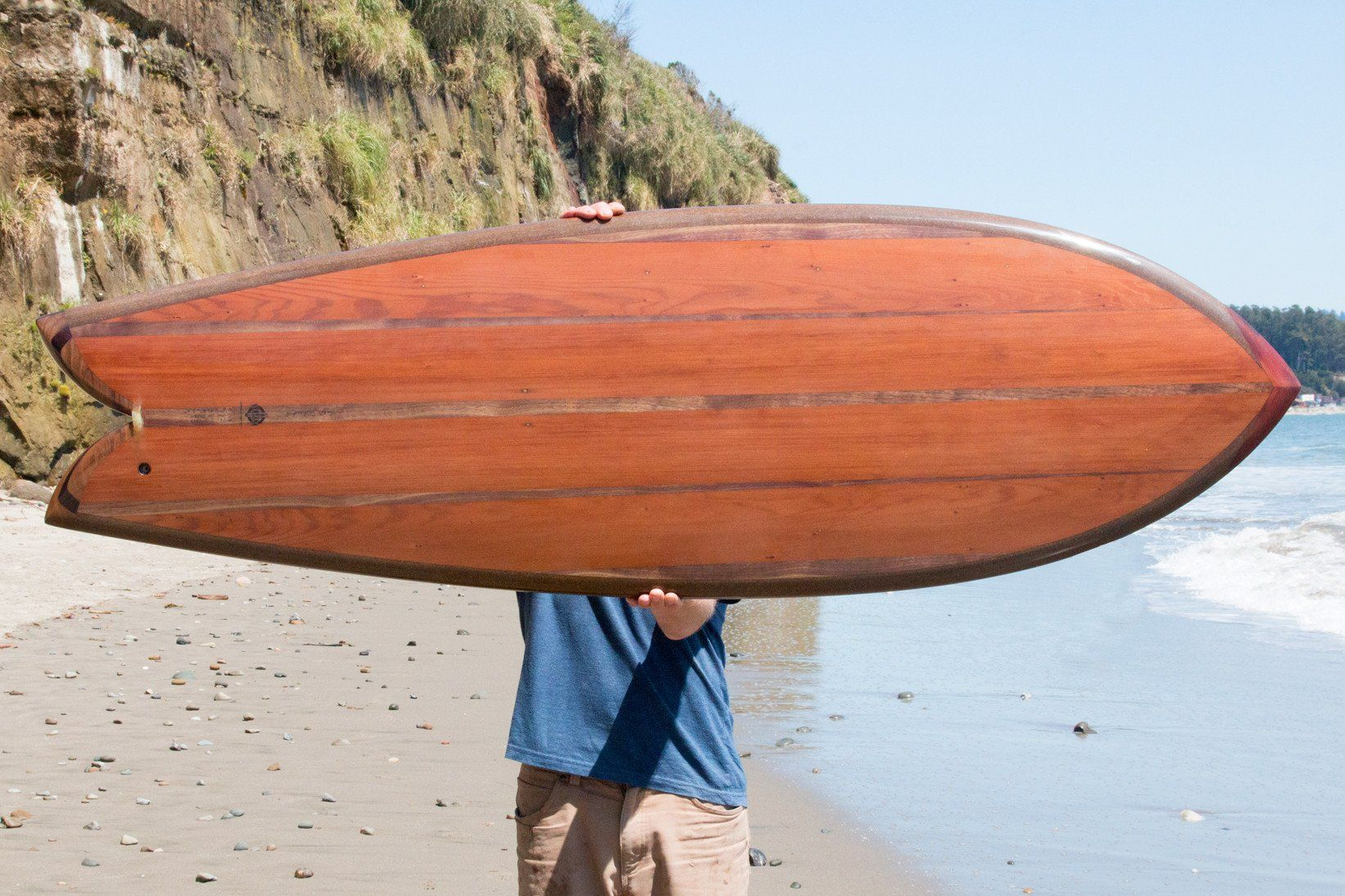 Surfboard - Western Flyer Fish 5'8""