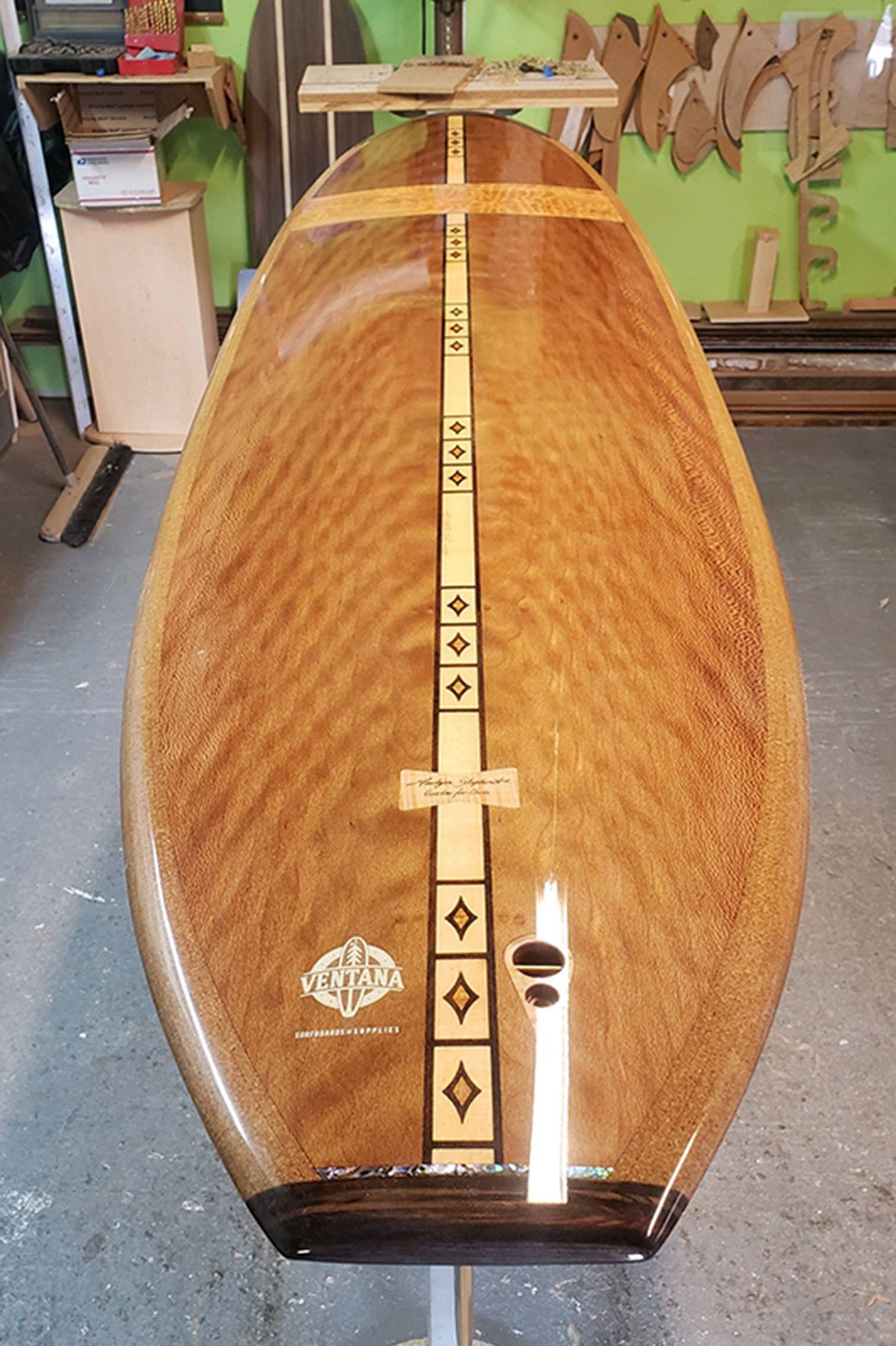 Willis Hodgepodge Flying Pig 7'0""