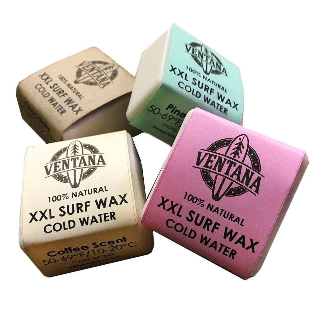 Wax - Ventana XXL Cold Water Surf Wax