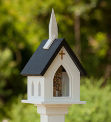 Vinyl Bird Feeders