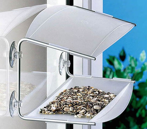 Window Bird Feeders for any Space