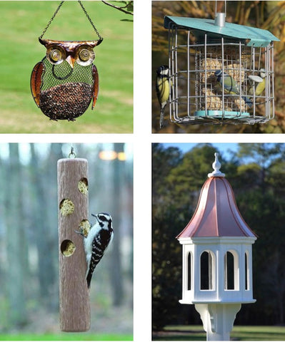 Best Bird Feeders for Winter 2020
