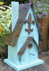 Rustic Barn Wood Birdhouses
