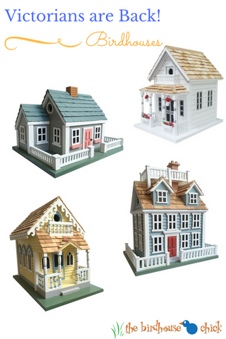 Colonial and Victorian Birdhouses