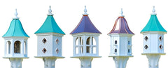 Copper Roof Birdhouses earn 1000 saves on popular marketplace