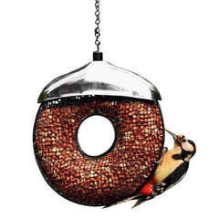 Shelled Peanut Bird Feeder
