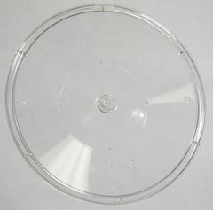 10-inch Clear Seed Tray for Spiral Bird Feeders