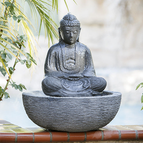 Sitting Buddha Fountain-Small