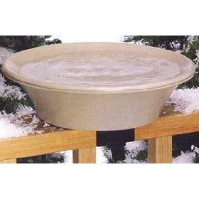 Heated Bird Bath with Easy Tilt & Clean