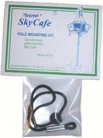 Arundale Pole-Mount Kit for Sky Cafe Feeder