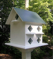 Purple Martin Manse in Vinyl/PVC