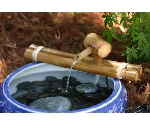 Traditional Bamboo Fountain Kit