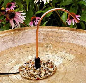 Bird Bath Dripper & Leaf Mister Combo