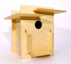 Box For the Birds Birdhouse Kit—Modern