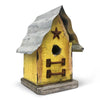 Barn Wood and Tin Rustic Birdhouse
