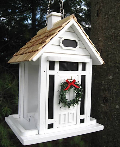 Bellport Holiday Bird Feeder