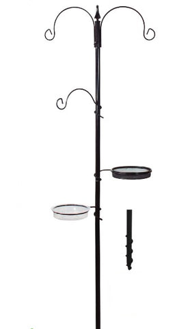 Bird Feeder Pole Kit