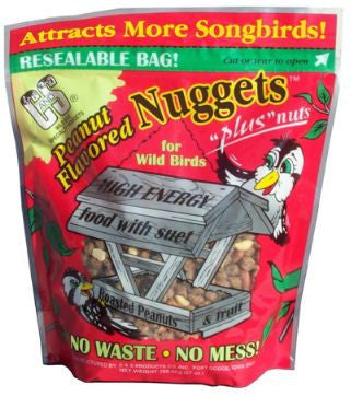 Peanut Flavored Nuggets