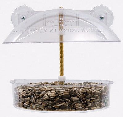 Window Bird Feeder by Droll Yankees