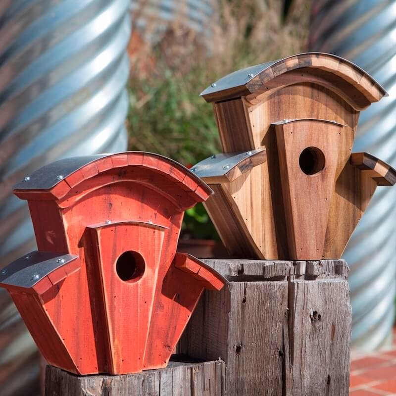 Deco Birdhouse