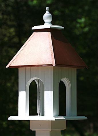 Dogwood Bird Feeder in Vinyl/PVC