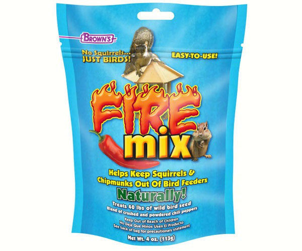 Fire Mix Squirrel Away Powder