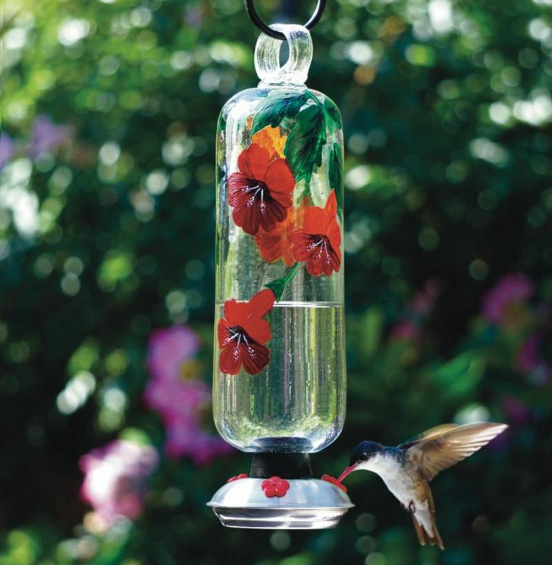 Filigree Botanica Hummingbird Feeder
