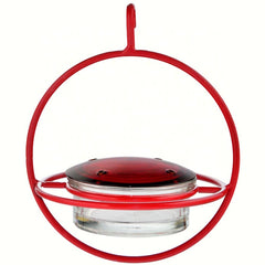 Glass Hummingbird Feeder- multi-use
