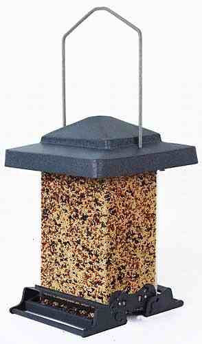 Vista Squirrel Proof Bird Feeder
