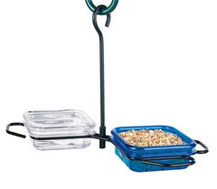 Fruit, Jelly & Mealworm Feeder-Double Hanger